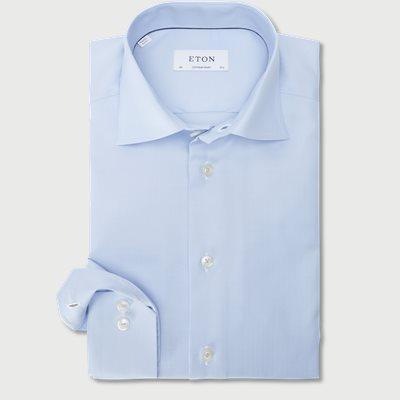 3153 Signature Twill Skjorte 3153 Signature Twill Skjorte | Blå